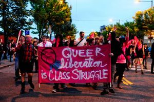 Queer lib is class struggle
