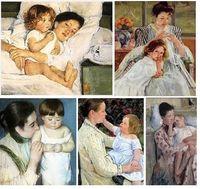 Cassattt's mothers
