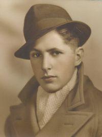 Baby face Bill,  at 18