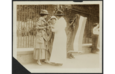 1917 Policewoman arrests Florence Youmans of Minnesota and Annie Arniel (center) of Delaware