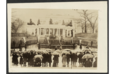 1917 Picketing the White House at Wilson's second inauguration, March 4, 1917