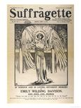 1910 UK Suffragette Emily Davison