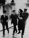 Arrest of Mrs Pankhurst