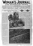 1913 march women's journal march 8, 1913