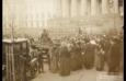 1913 Washington, D.C. Mrs. Mary Beard Lobbies Congress