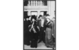 1914 Emmeline Pankhurst touring USA with Lucy Burns on the left