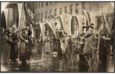 1917 Grand Picket at the White House, eve of President Woodrow Wilson's second inauguration
