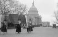 1917 Lois Potter, Elsie Hill, Mrs Alden Potter