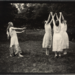 1924 A group of ritualists from the Forward into Light pageant which will close the Women for Congress conference of the NWP at Westport-on-Lake-Champlain, New York, August 15,17