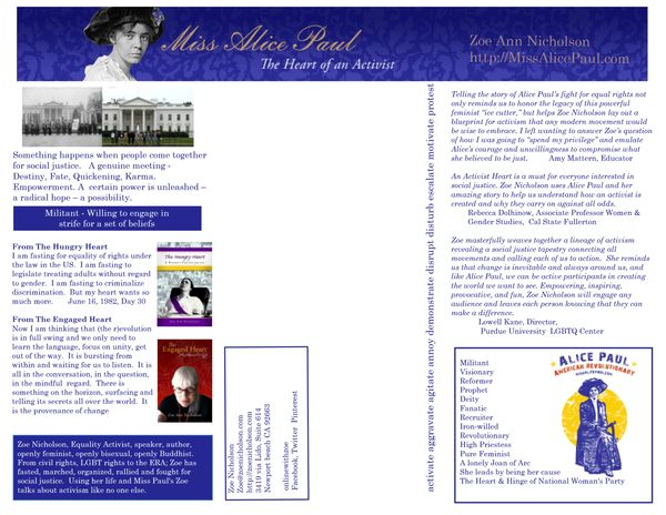 an introduction to the life of alice paul Born on january 11, 1885 to quaker parents in mt laurel, new jersey, alice  paul dedicated her life to the single cause of securing equal rights for all women.