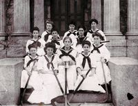 1900 Alice's Hockey Team