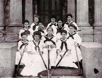 1900 Alice's Hockey Team