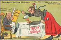 Women with the vote