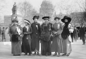 1913 Suffragists