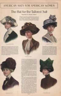 American hats