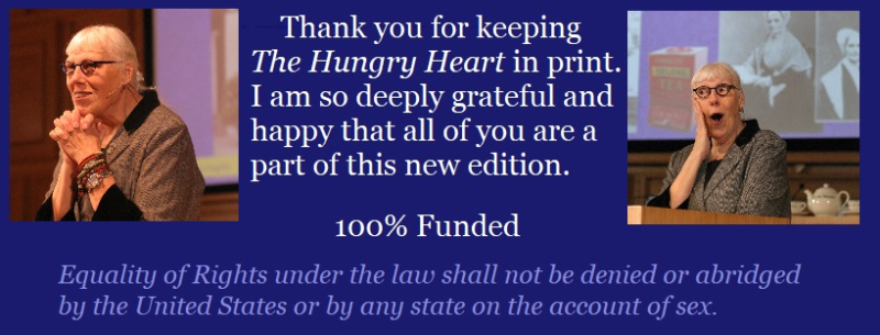 100 funded thank you header
