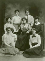 1900 Alice with Sorority