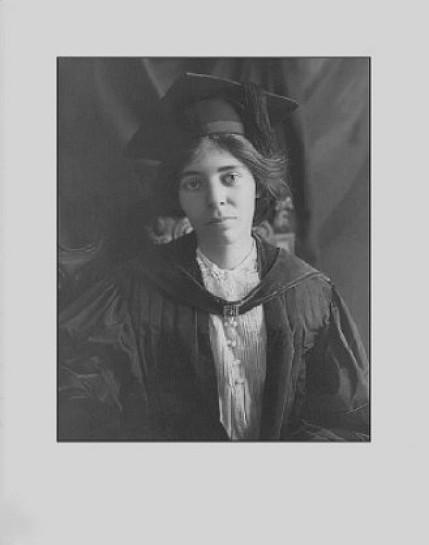 1905 Alice Graduation