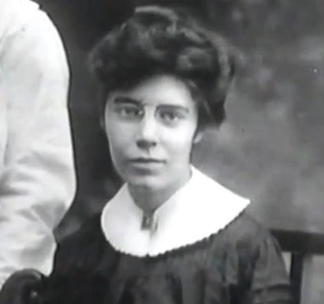 Alice Paul School Girl