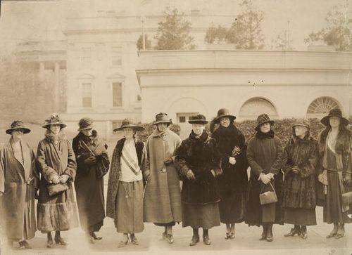 1924 February, 21 ERA committe to the President