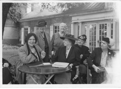 1950 Alice with NWP members