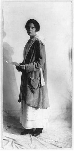 Alice Paul Velvet Coat