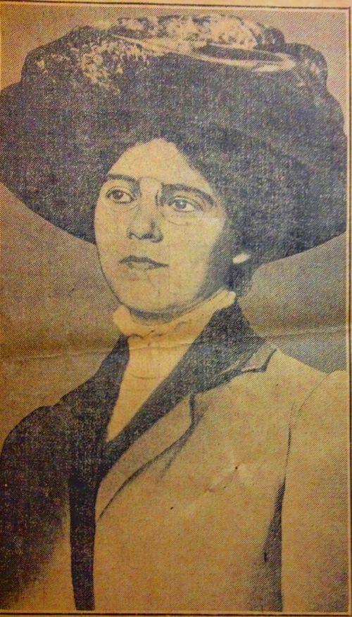 Alice Paul in Paper