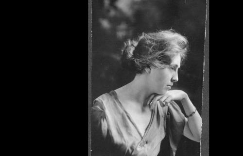 1917 Miss Kate Heffelfinger of Shamokin, Pa.