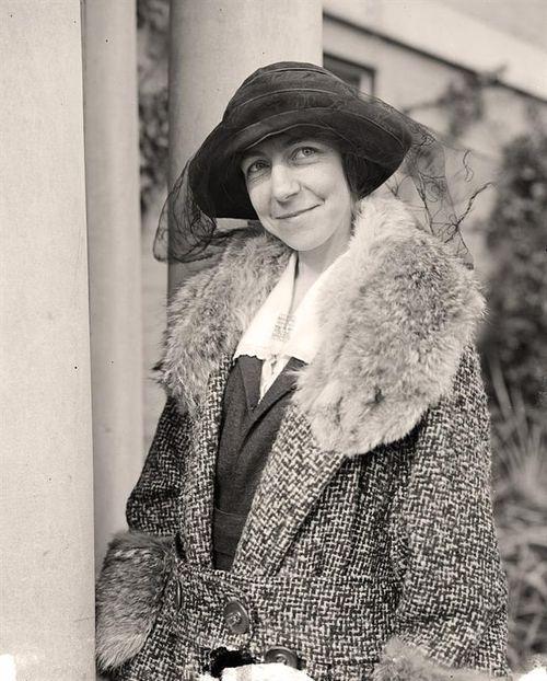 1920 Miss Julia Emory