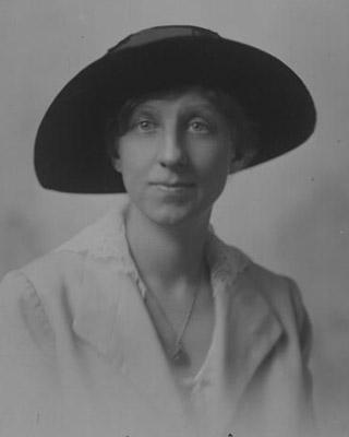 Mabel Vernon