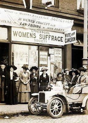 Suffrage Shop Liverpool